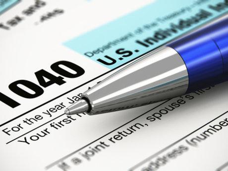 I do simple tax returns