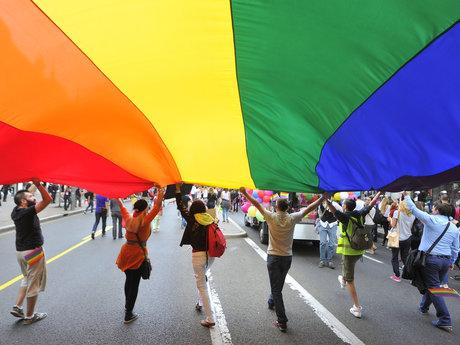 LGBTQIA support