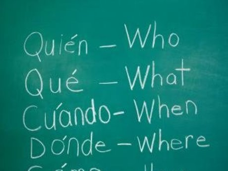 Spanish-English translation