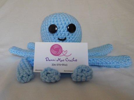 Custom crocheted order!