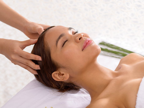 1 hour massage therapy for headache