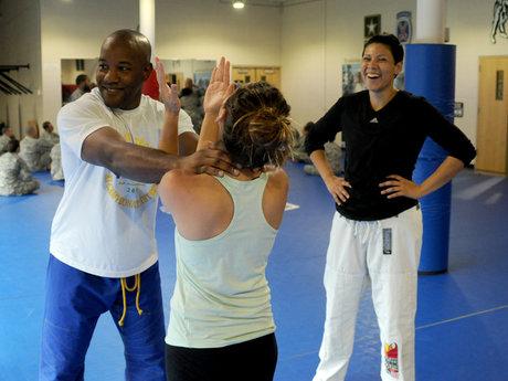Personal Self Defense Training