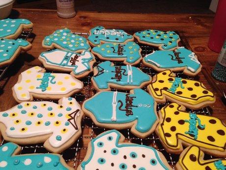 LESSON - Basic Cookie Deco