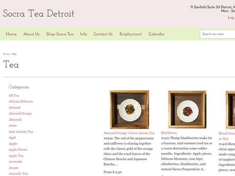 New Shopify Website