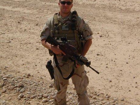 Military Consultant