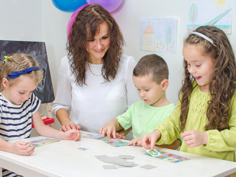 Childcare learning consultation