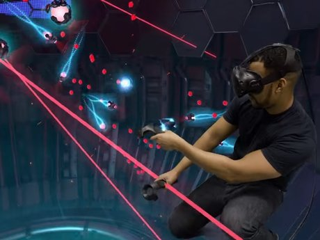 In Home VR trial