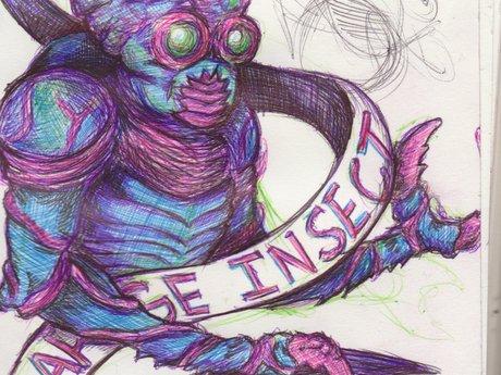 Tight Sketches/Conceptual Sketches