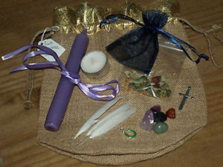 Spell Kit To attain your desires