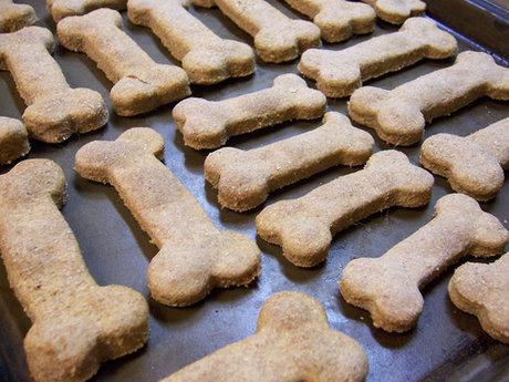 Homemade Doggy Treats