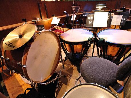 Drum lessons!