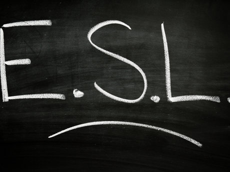 ESL - English as 2nd Language