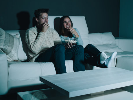 First Deal -- Movie Night Ideas