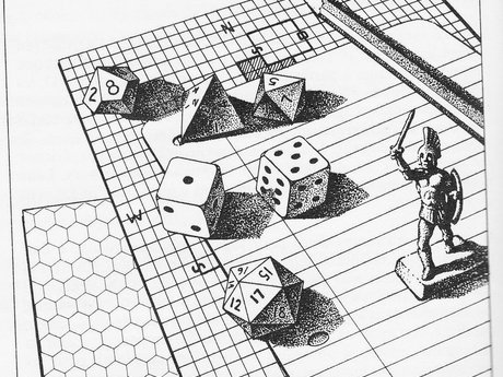Find a Tabletop RPG for your group