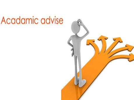 Academic Advice