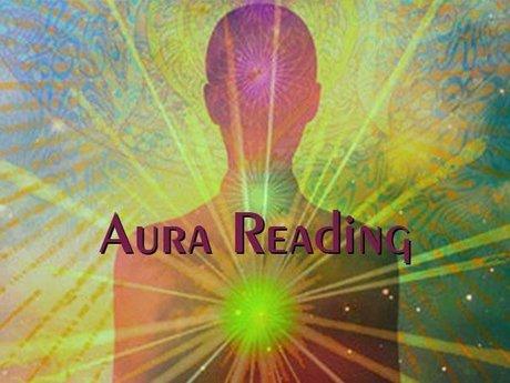 Online Aura Reading