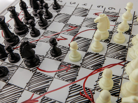 Chess mate for 1-2 hours