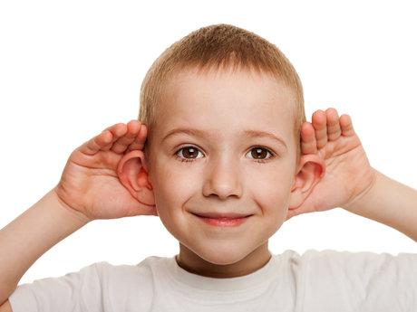 Person to listen