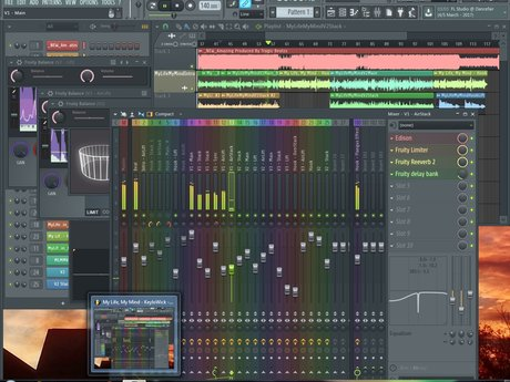 Audio/Vocal Mixing and Mastering