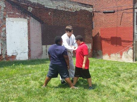 Individual Martial Arts training