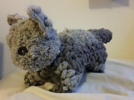 Learn crochet or knitting