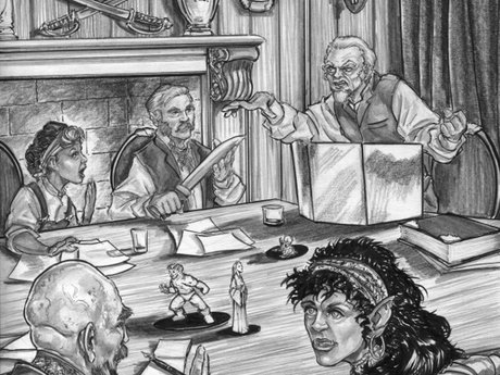 Homeschooling and Roleplaying Games