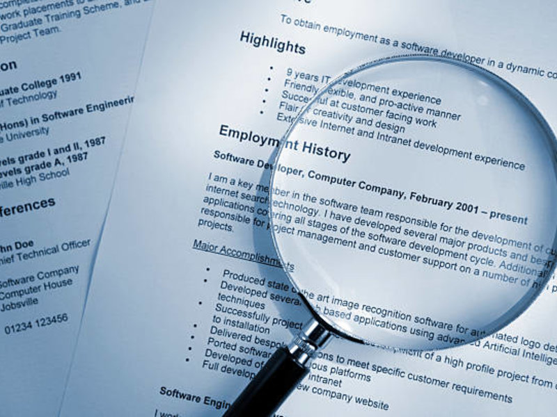 costs for resume writing services