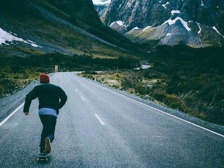 1 hour skateboard lesson!