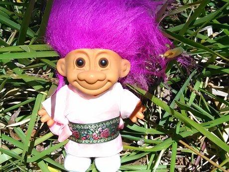 a japanese troll