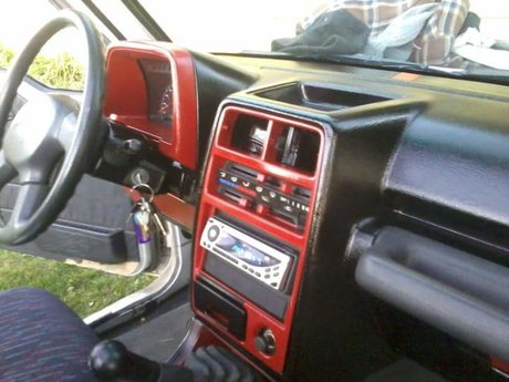 Custom Interior vehicle Paint Jobs