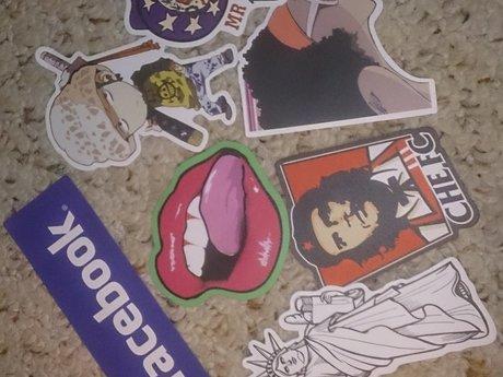 Random Sticker