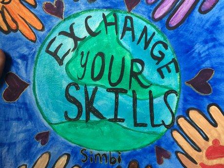 Simbi artwork piece