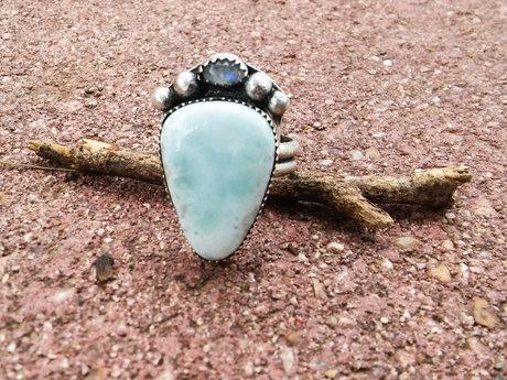 Custom silver jewelry
