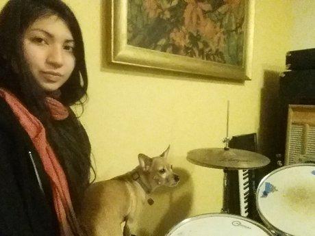 Drum kit lesson
