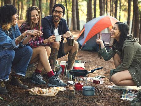 Camping Consultant