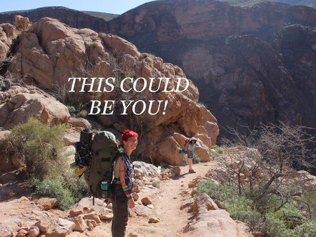 30-minute Backpacking Consult!