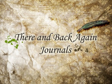 There & Back Again Journals & Cards