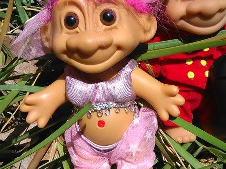 bellydancer troll