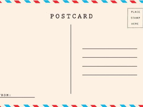 Random Postcard!