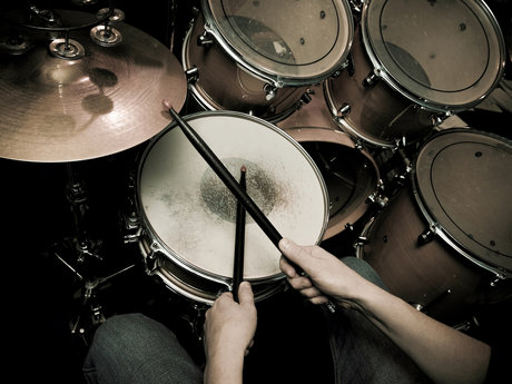 Session drummer