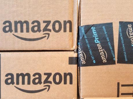 Amazon Prime Order Storage
