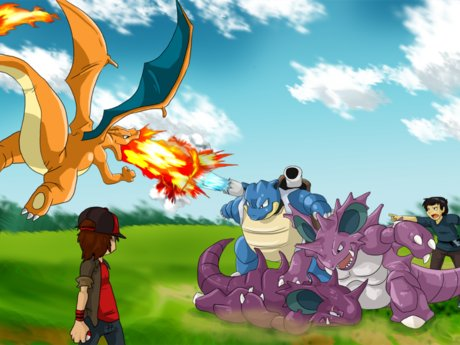 Pokemon Battling