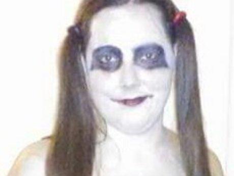 Character costume makeup