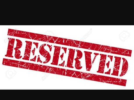 Reserved for Saylor