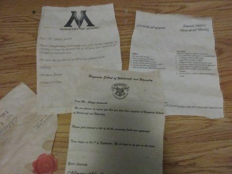 Hogwarts Letter International