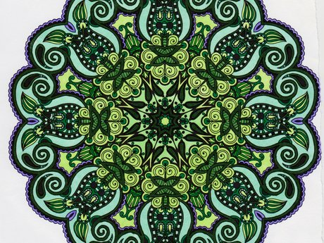 14 Mandalas, Digital Copies
