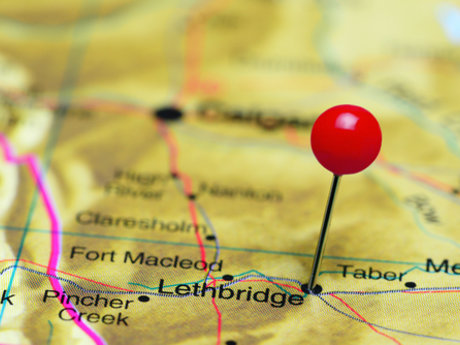 Conserage of all things Lethbridge
