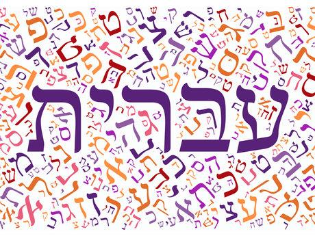 Hebrew tutor/translation