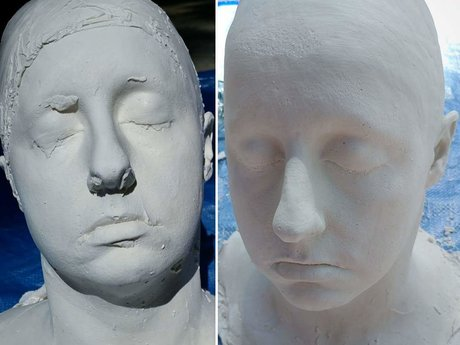Lifecast molding and casting tech
