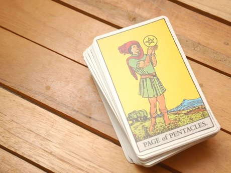 Virtual Tarot - 3 Card Spread